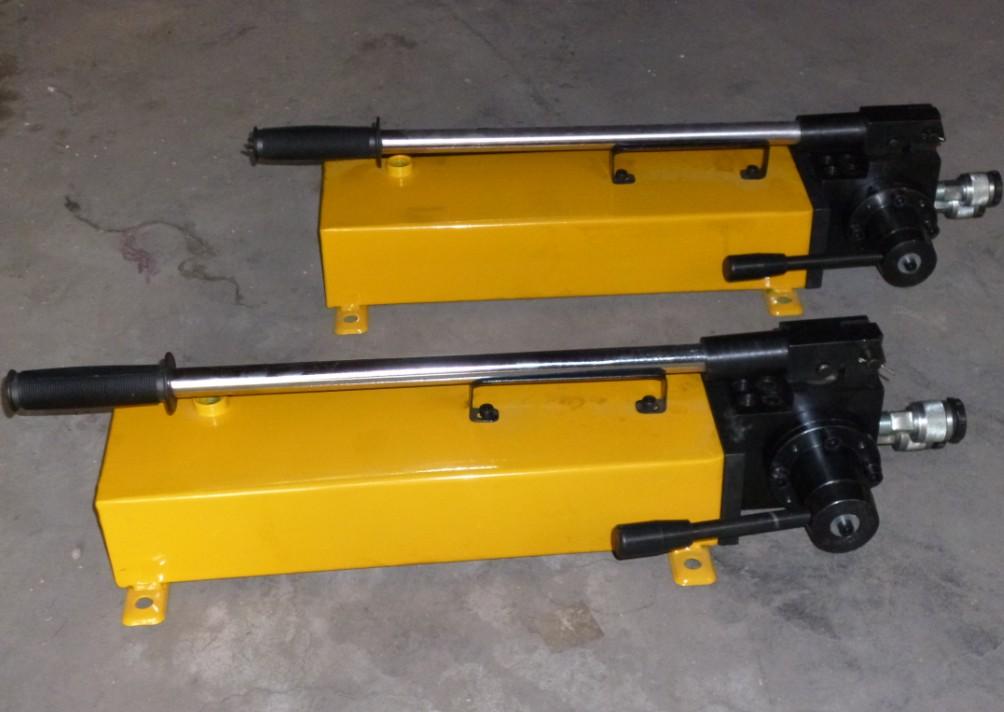 手动泵系列_德州市运河经济开发区宝力液压机具厂